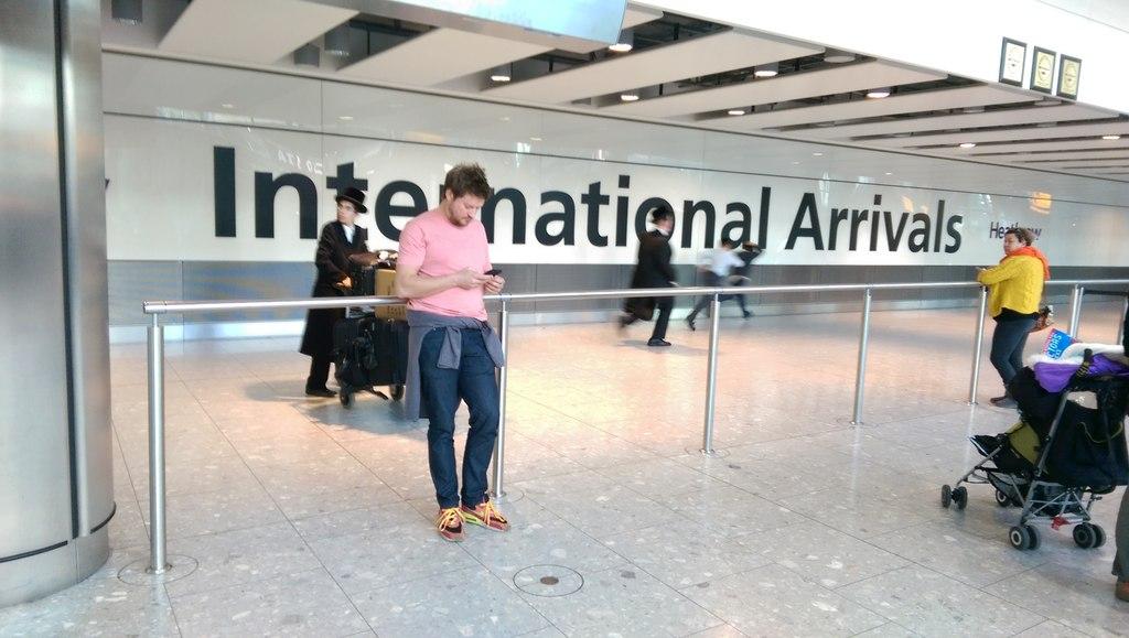 Australia visit visa route