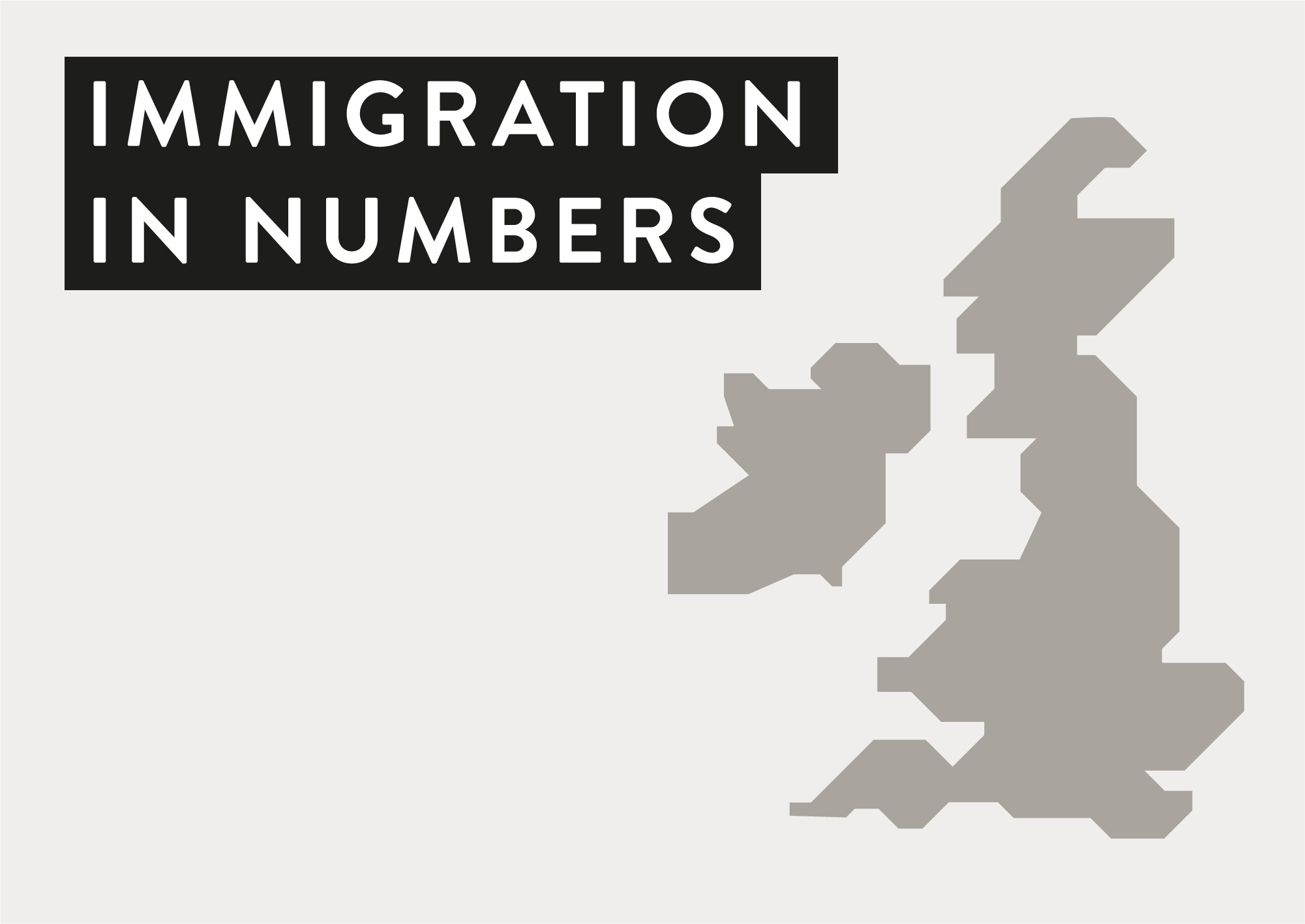 Immigration in Numbers: Latest statistics released