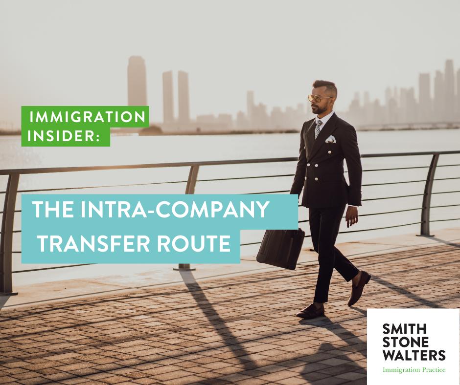 The Intra-Company Transfer Route: Webinar