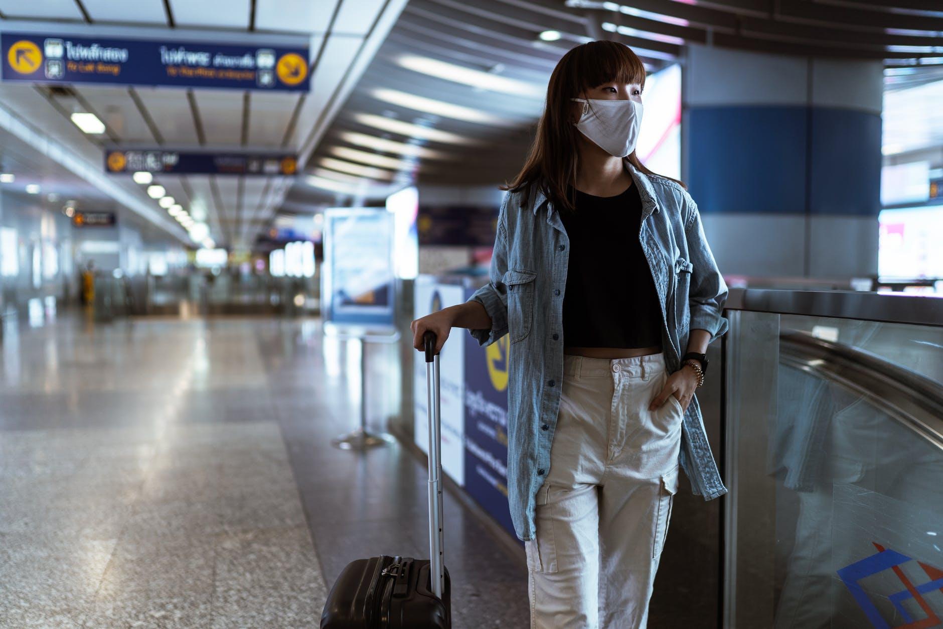 指南 Covid-19 疫情:有资格获得旅行豁免的工作
